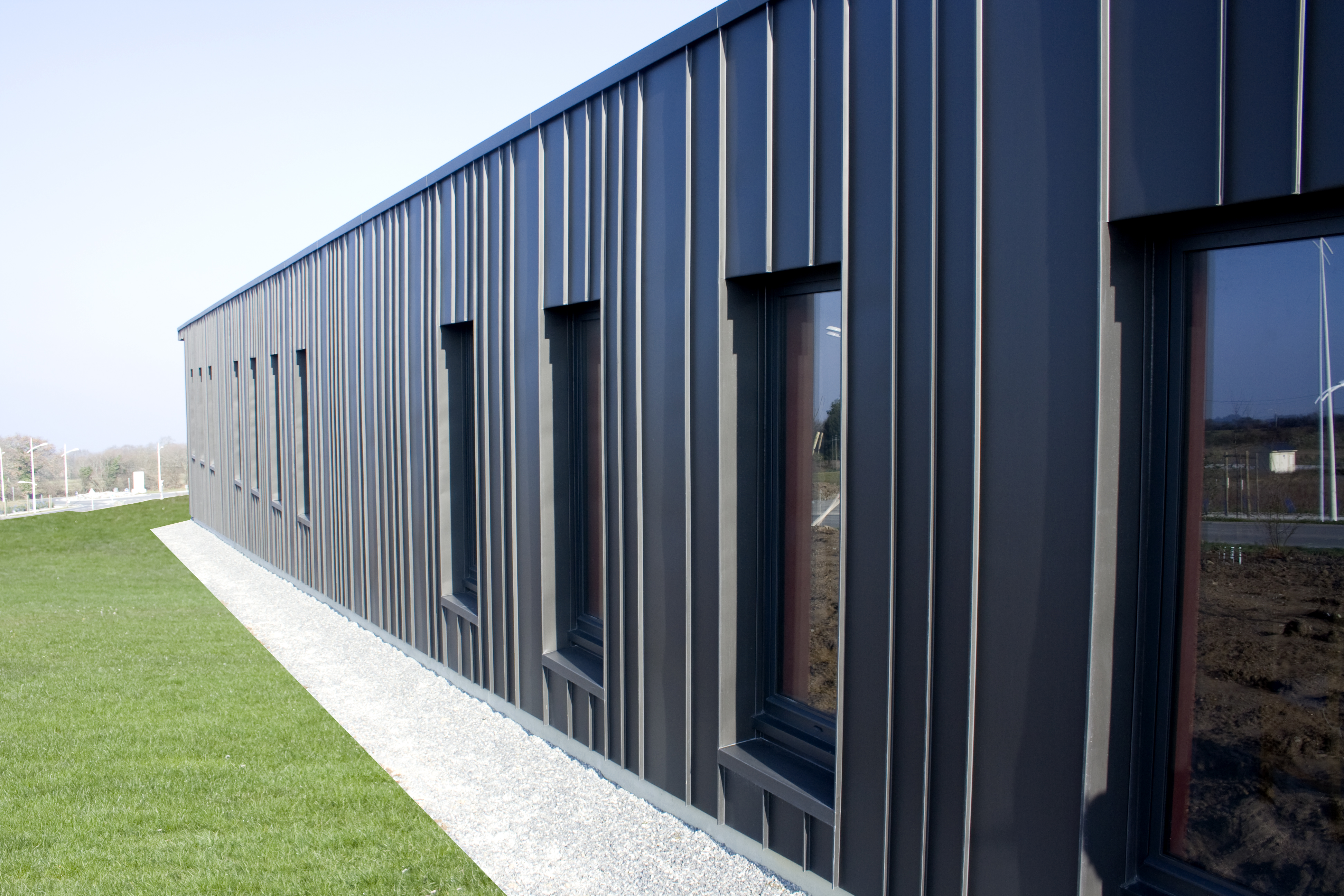 Couverture magu ro couverture et bardage zinccouverture for Garage aggiunta piani 2 piani