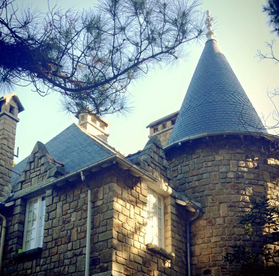Ardoise D Espagne Hillion: Couverture Ardoise Et TuileCouverture
